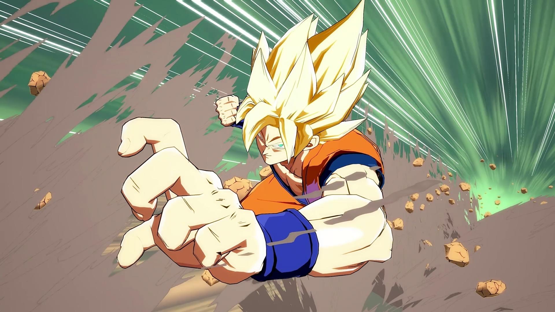 Dragon Ball FighterZ Goku en Vegeta krijgen nieuwe gameplay