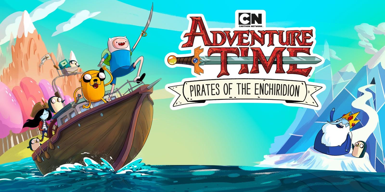 Ahoy Mateys! Adventure Time: Pirates of Enchiridion nu beschikbaar