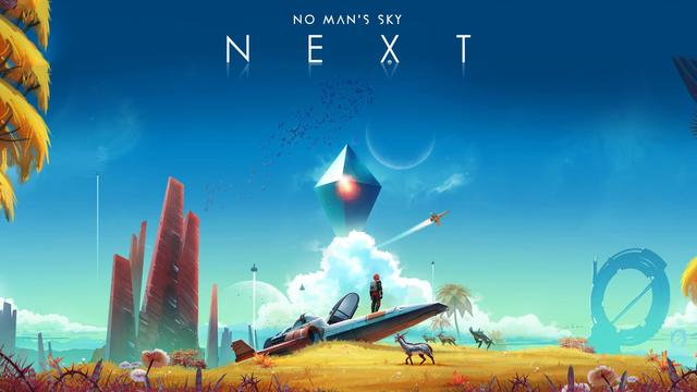 No Man's Sky best verkopende game op Steam