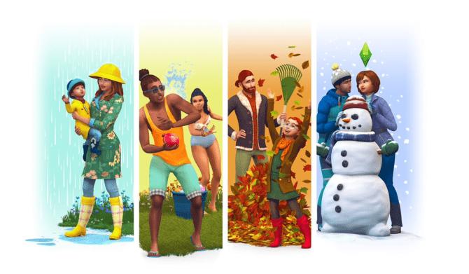 De Sims 4 Jaargetijden maakt binnen zitten zonniger!