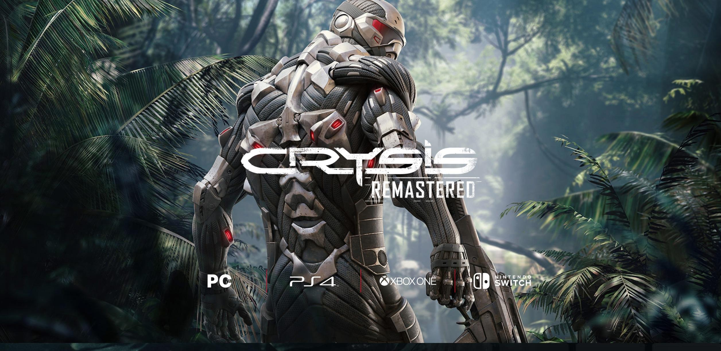 Crysis Remastered in aantocht