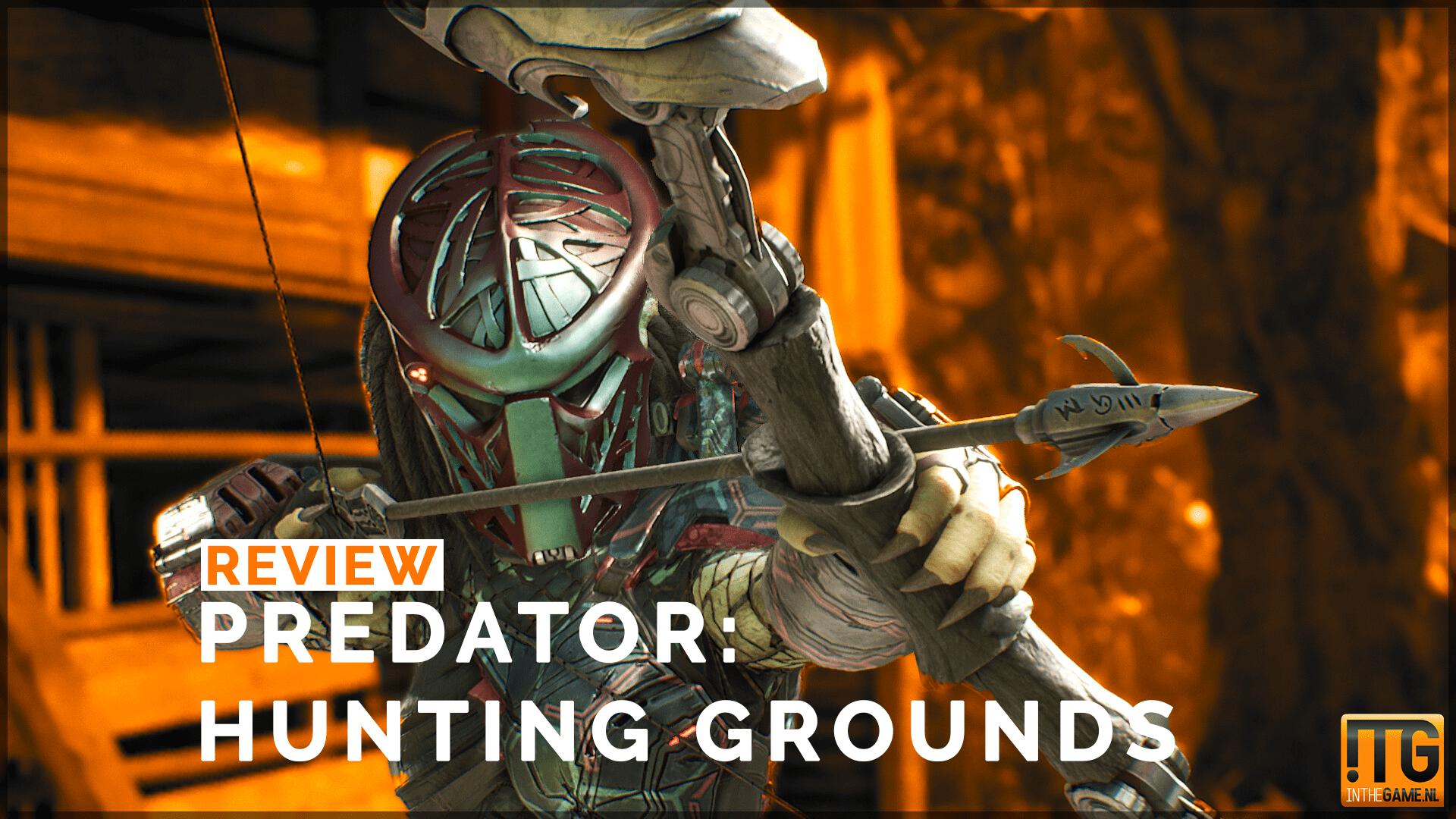 Review: Predator Hunting Grounds