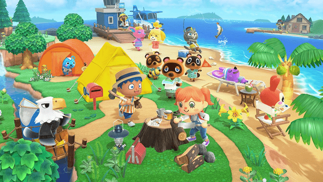 Animal Crossing: New Horizons Wedding Season is live!