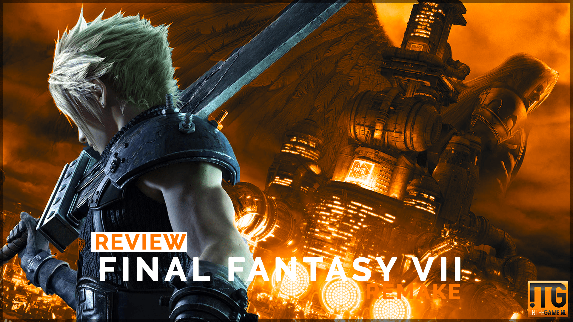 Review: Final Fantasy VII Remake, Cloud is back!