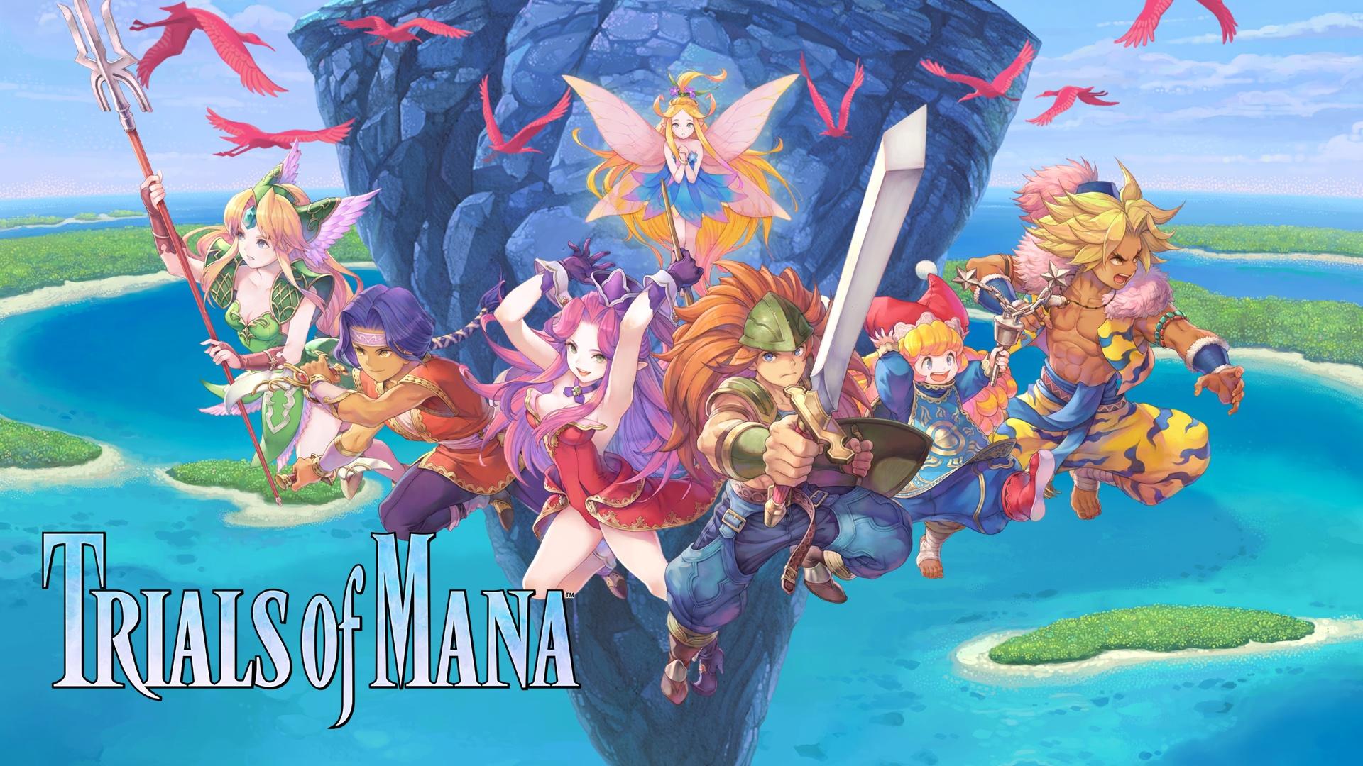 Eerste scores voor Trials of Mana zijn positief