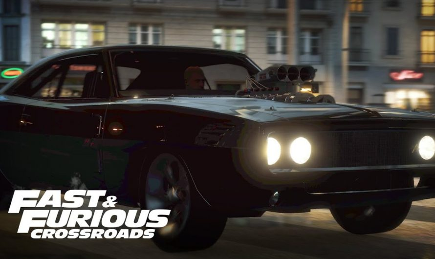 Fast & Furious Crossroads gameplay trailer: PS2 flashbacks