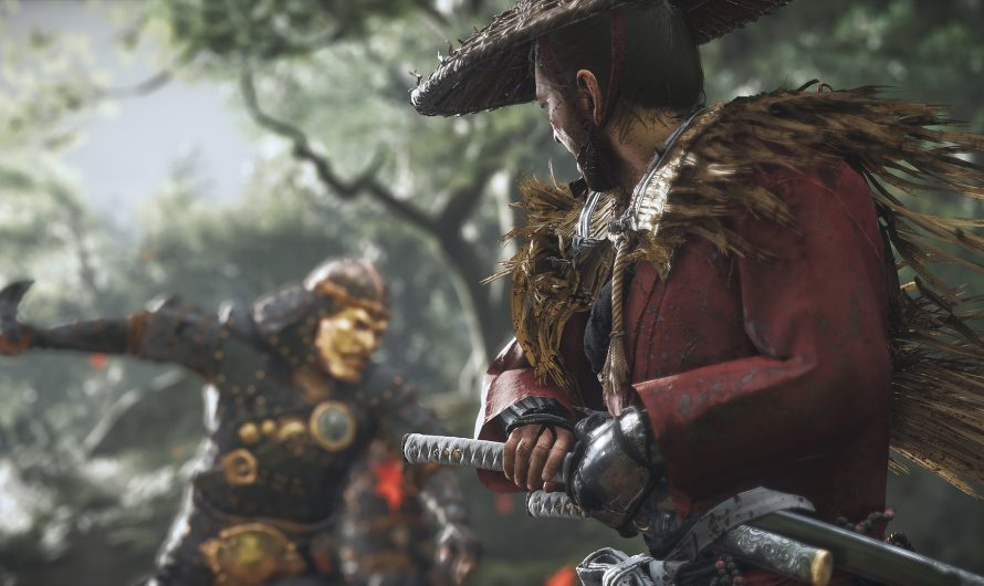meer Ghost of Tsushima gameplay tijdens State of Play