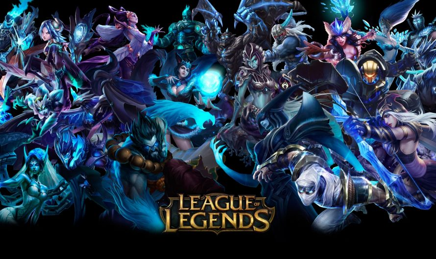 All-Star 2020 afsluiter van het jaar League of Legends