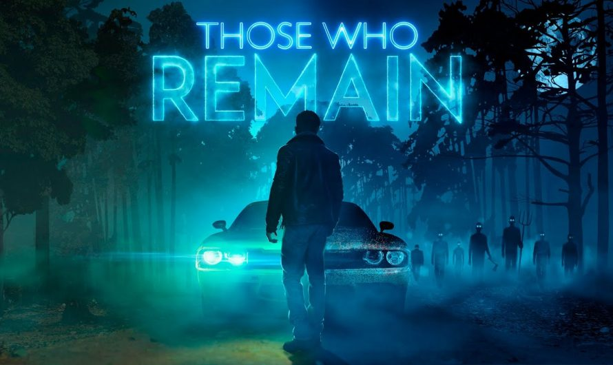 Those Who Remain release op 28 mei