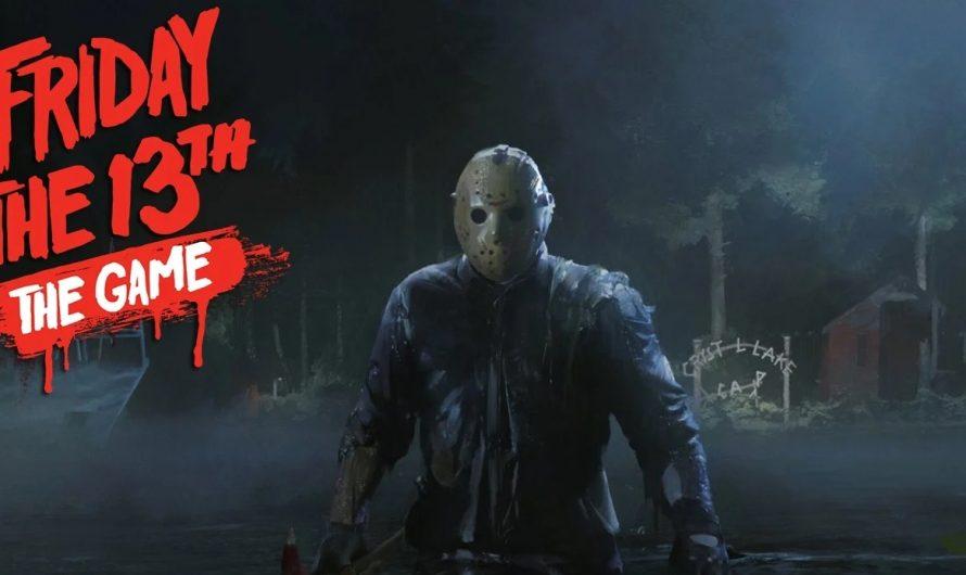 Friday the 13th: The Game voor een prikkie!