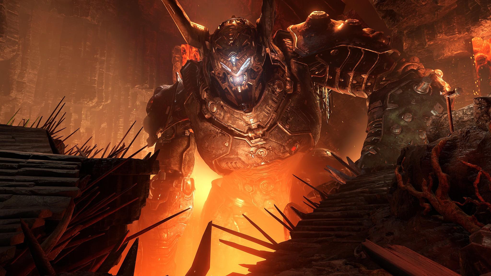 id Software bevestigt einde samenwerking met Mick Gordon