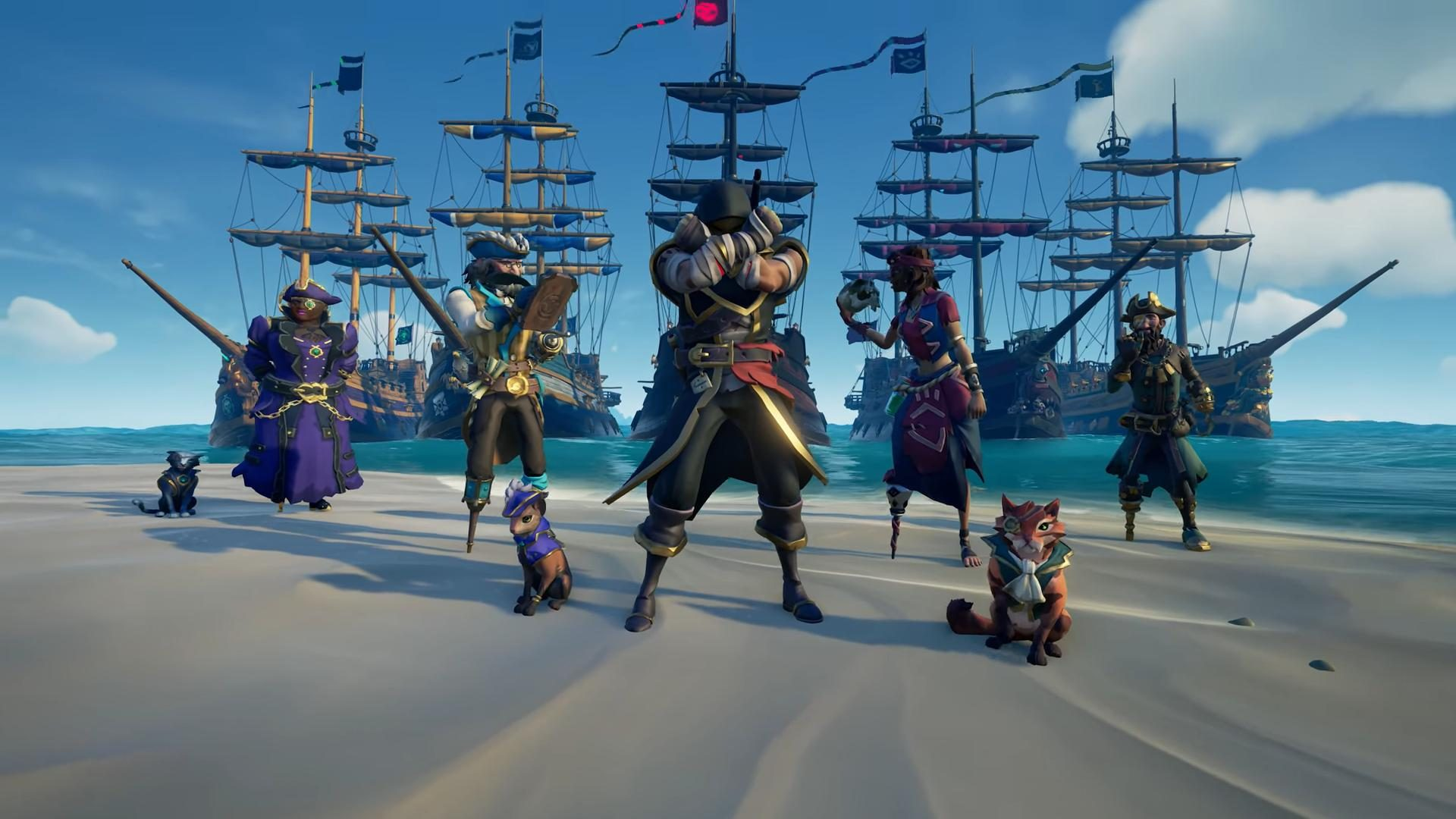 Sea of Thieves krijgt enorme meta veranderingen in update