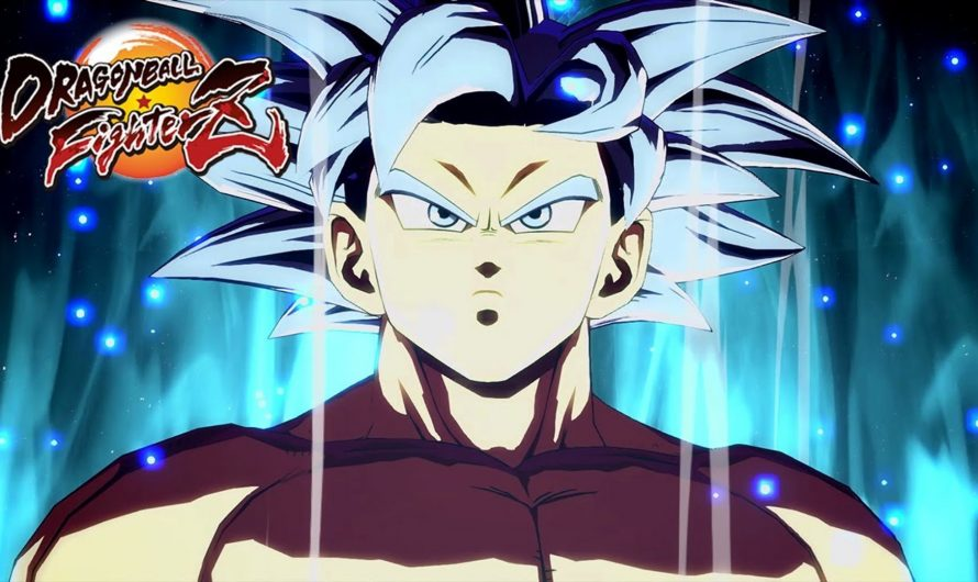 Ultra Instinct Goku komt naar Dragon Ball FighterZ