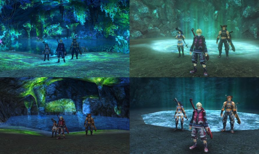 Xenoblade Chronicles Definitive Edition: Zoek de verschillen