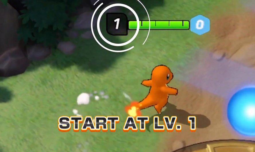 Pokémon Presents: Pokémon Unite aankondiging