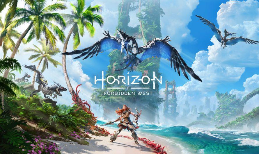 Krijgt Horizon Forbidden West laadschermen?