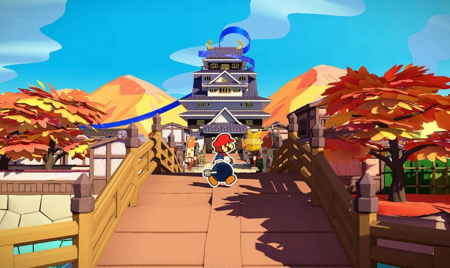 Paper Mario: The Origami King toont nieuwe details