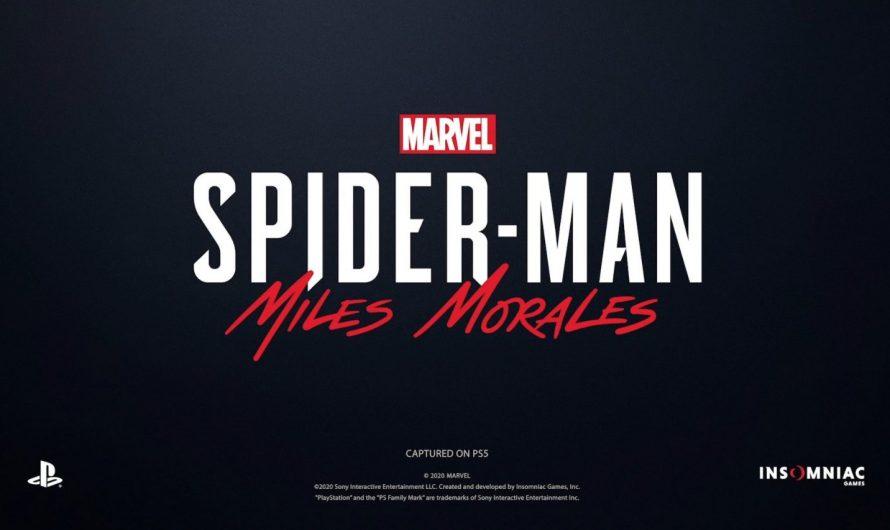 Spider-Man: Miles Morales aangekondigd voor Playstation 5