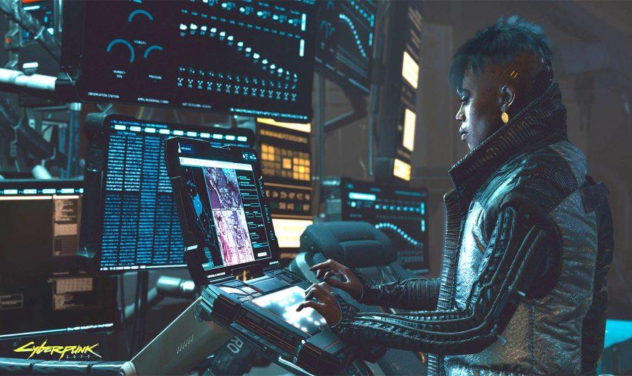 Cyberpunk laat Braindance feature zien