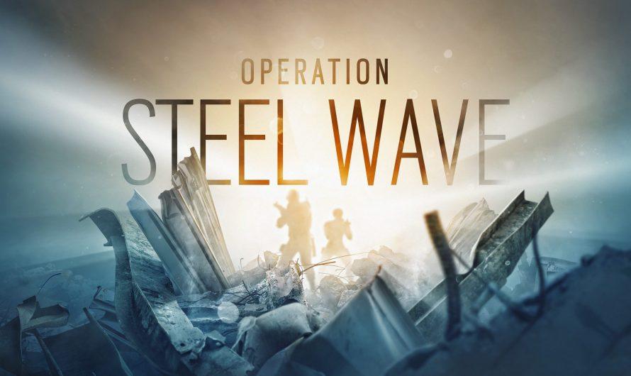 Operation Steel Wave vandaag naar Rainbow Six Siege