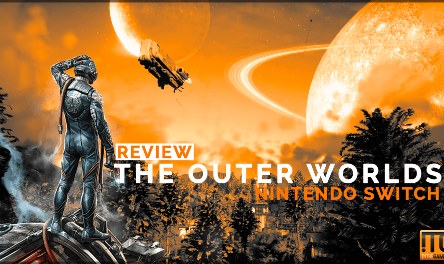 Review: The Outer Worlds voor Nintendo Switch
