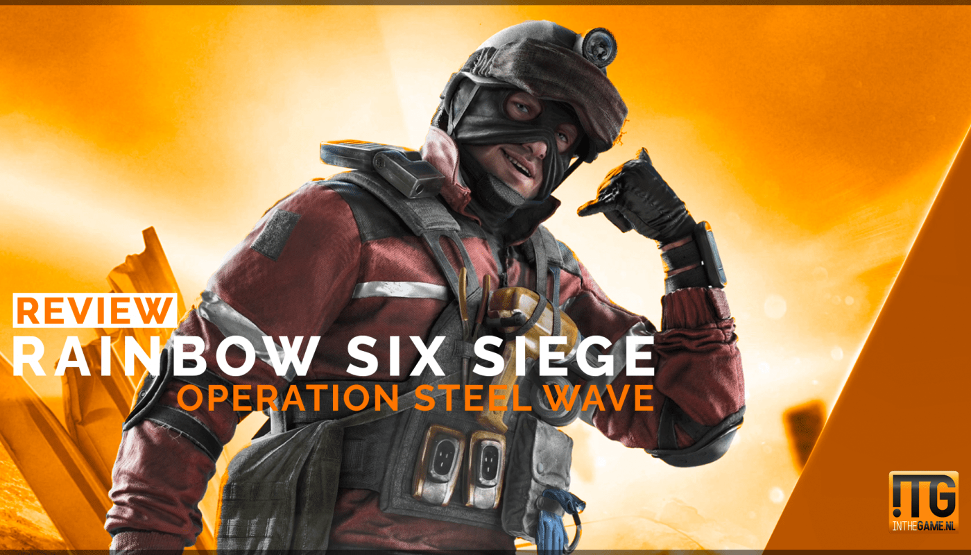 rainbow six siege steel wave
