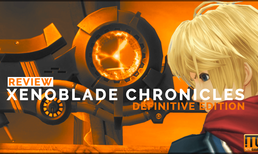 Review: Xenoblade Chronicles Definitive Edition