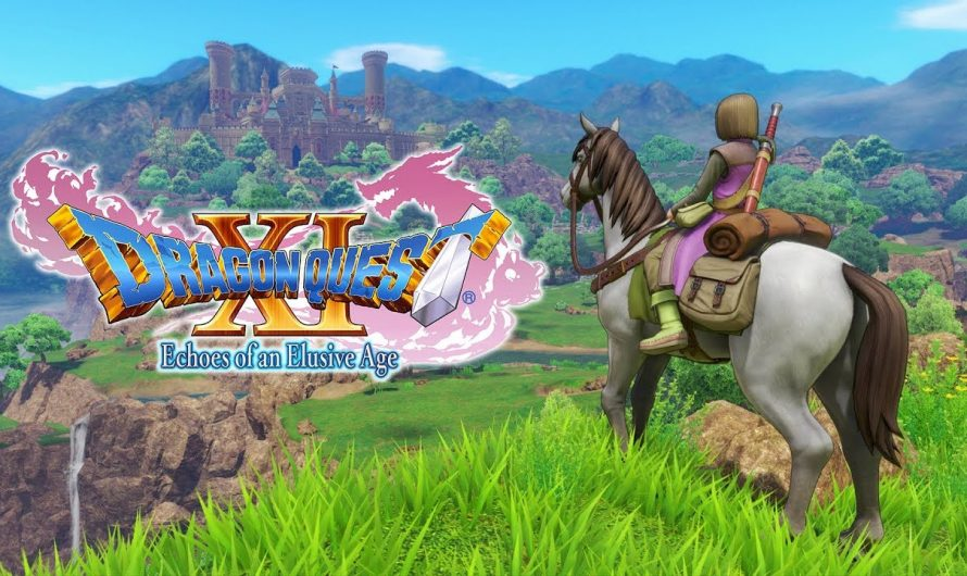 Dragon Quest XI: Definitive Edition onderweg naar Xbox