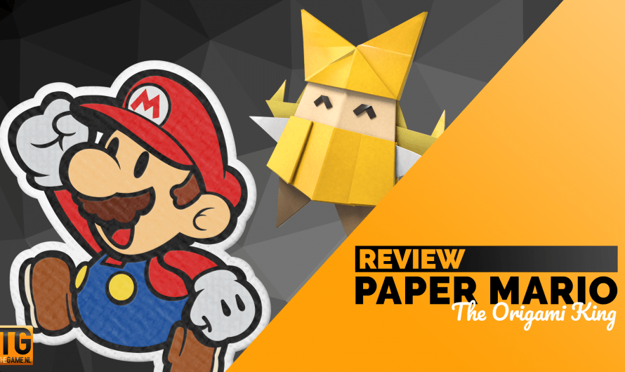 Review: Paper Mario: The Origami King