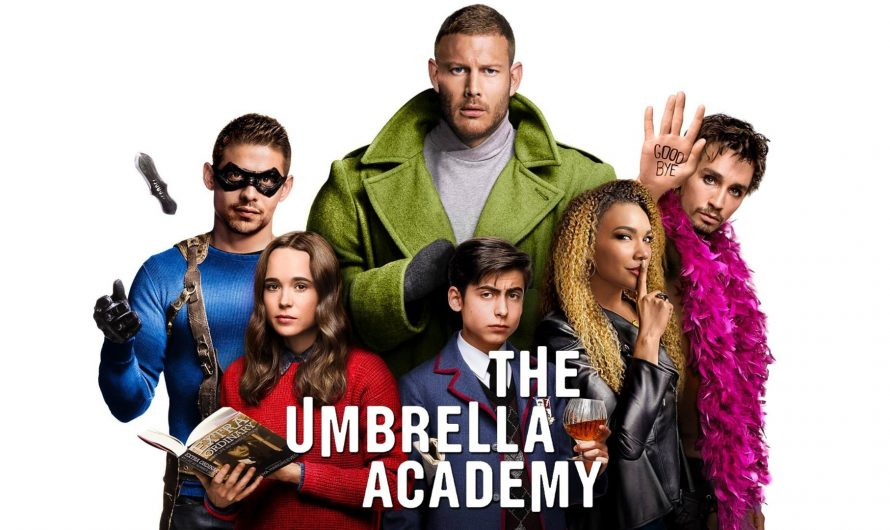 The Umbrella Academy Season 2 Official Trailer