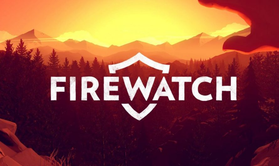 Een must play: Firewatch