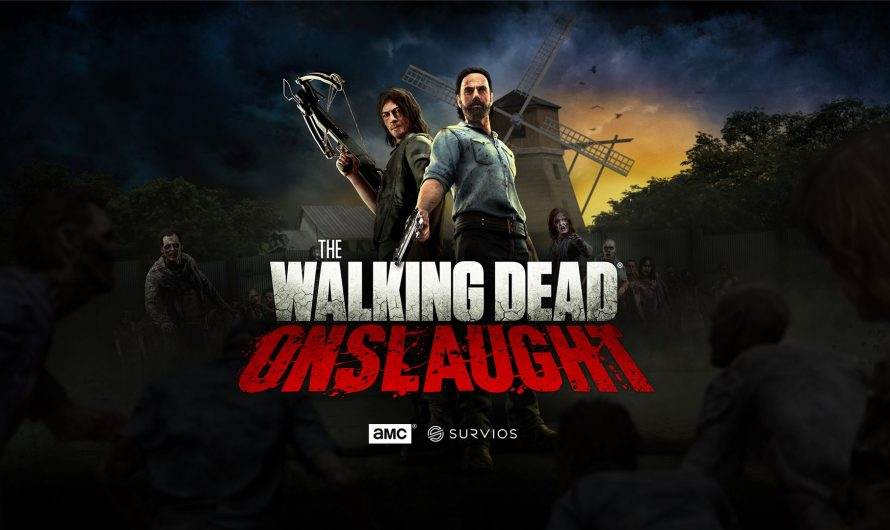 Nieuwe Gameplay Trailer voor The Walking Dead Onslaught