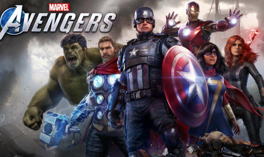 Marvel's Avengers beta begint vandaag