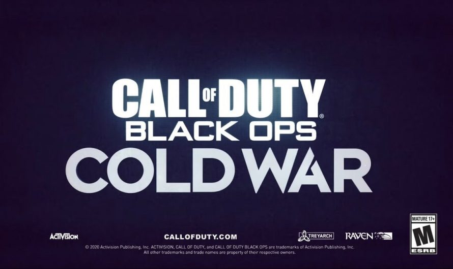 Call of Duty: Black Ops Cold War aangekondigd