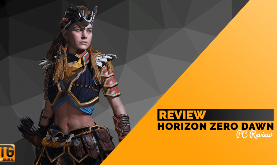PC Review: Horizon Zero Dawn
