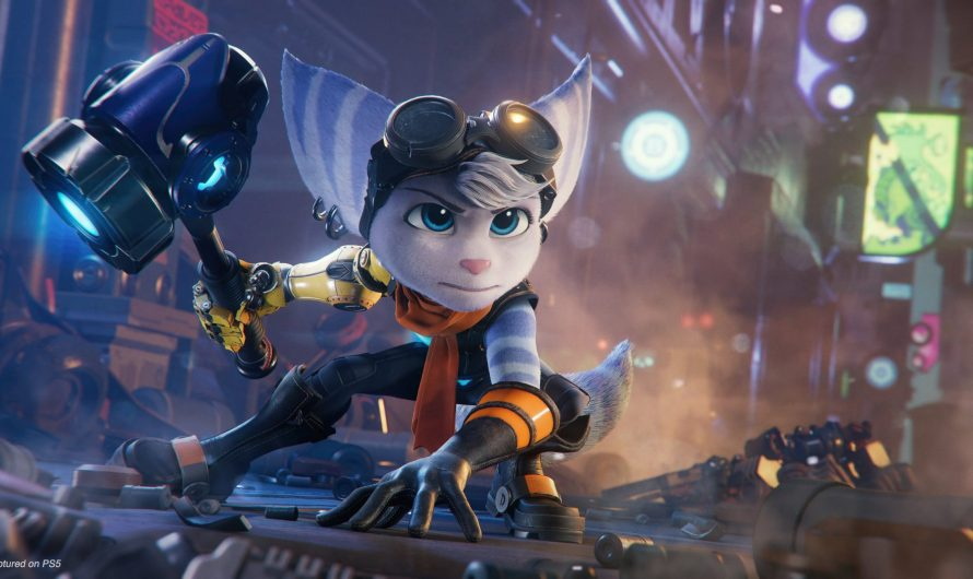 Ratchet and Clank: Rift Apart Playstation 5 Gameplay Demo