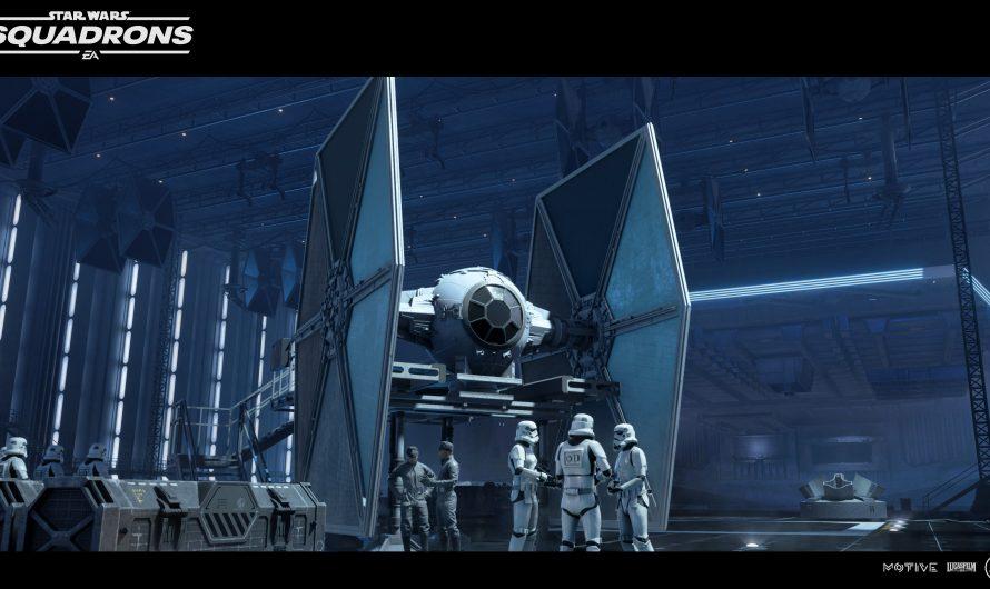 Star Wars Squadrons toont nieuwe Singleplayer beelden