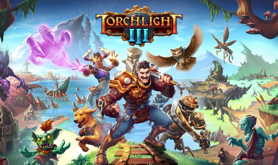Torchlight 3 krijgt release in het najaar
