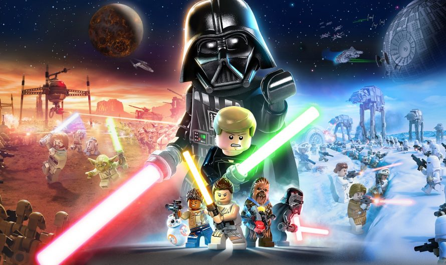 Lego Star Wars: The Skywalker Saga gameplay trailer