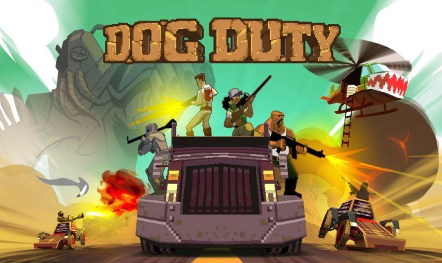 Dog Duty krijgt release datum