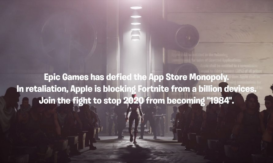 Epic Games verklaart de oorlog aan Apple