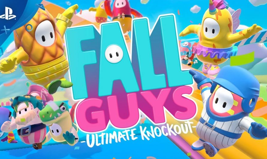 Fall Guys, de nieuwste hype!