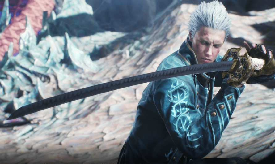 Devil May Cry 5 Special Edition wordt PS5 launch titel