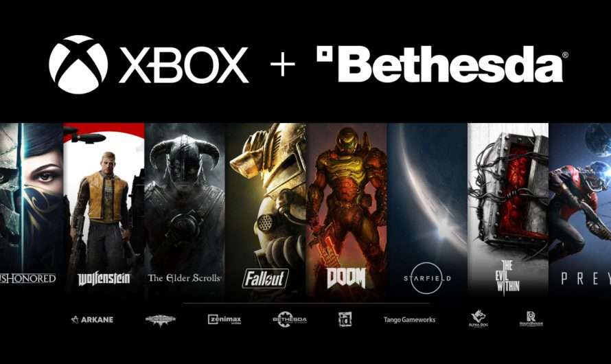 Breaking: Microsoft neemt Bethesda over
