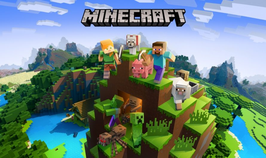 Minecraft VR nu op PC en PS4!