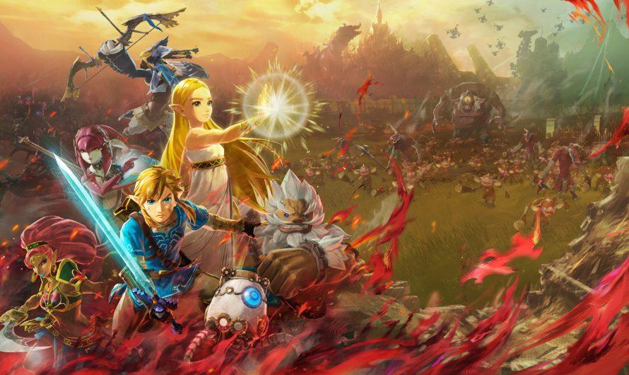 Hyrule Warriors: Age of Calamity aangekondigd voor november