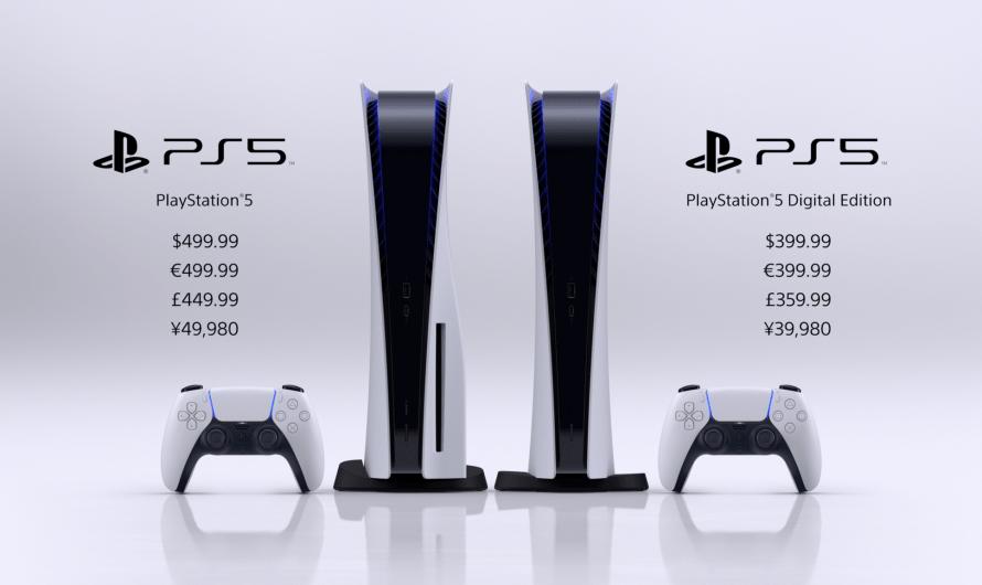 De Playstation 5 krijgt release datum en prijs