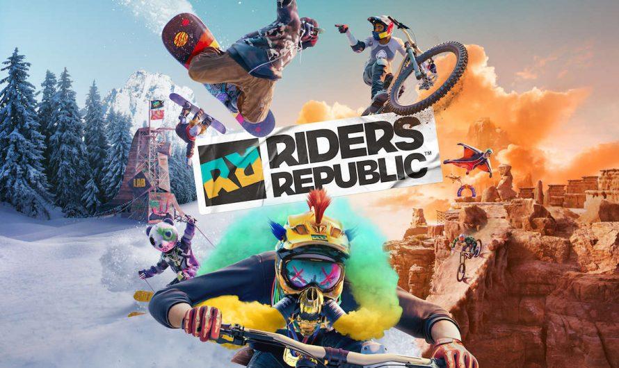 Ubisoft kondigt Riders Republic aan voor 2021