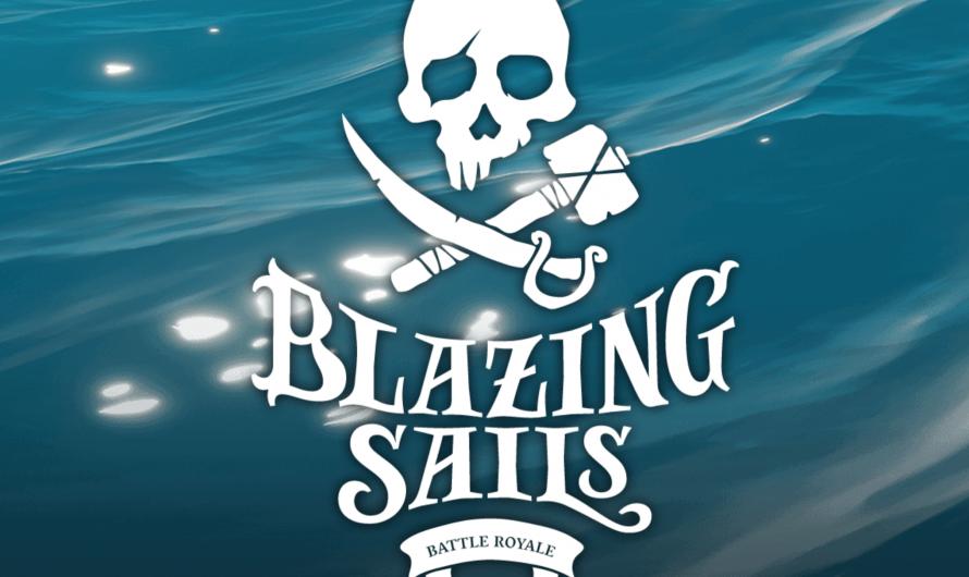 Blazing Sails vanaf vandaag te spelen