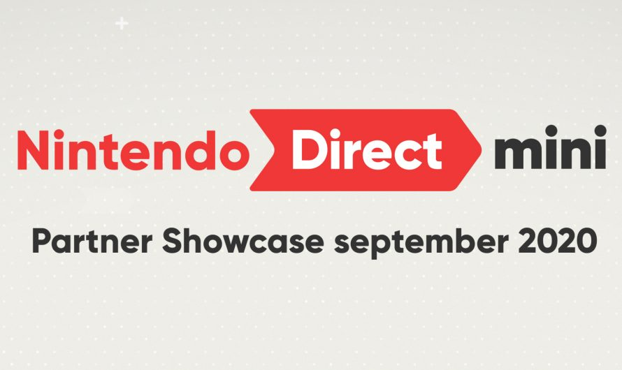 Nintendo Direct Mini gepland voor 17 september